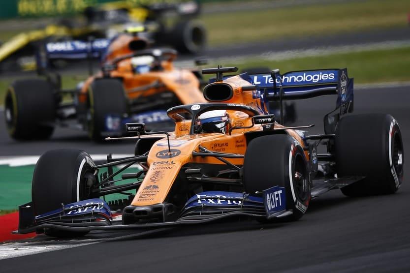 McLaren F1 Team - British Grand Prix