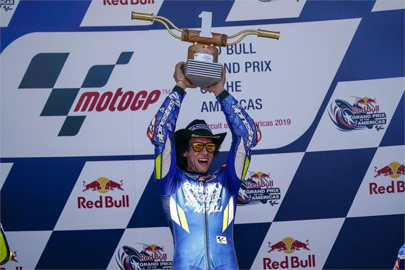 MotoGP 2019 - The Story so Far - Alex Rins