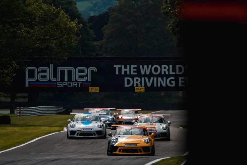 Porsche Carrera Cup GB - Oulton Park - Round 7