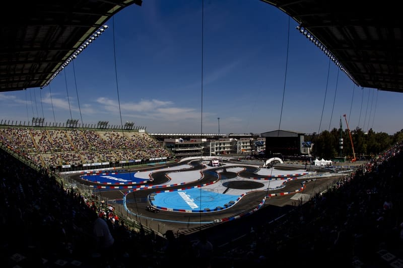 Race Of Champions Mexico