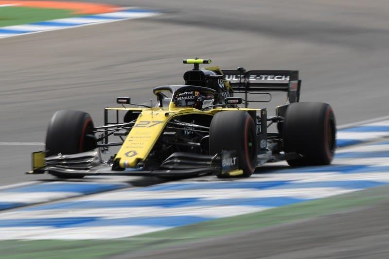Renault F1 - Germany - Track