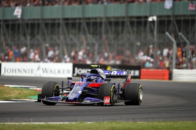 Scuderia Toro Rosso - British Grand Prix