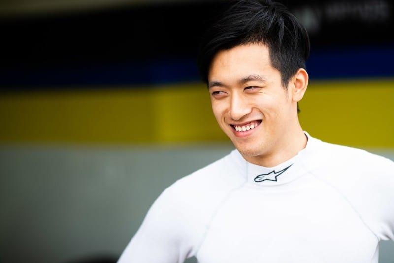 Zhou - Virtuosi - Silverstone