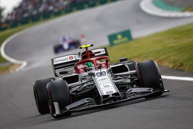 Antonio Giovinazzi - Formula 1 - 2019 British GP