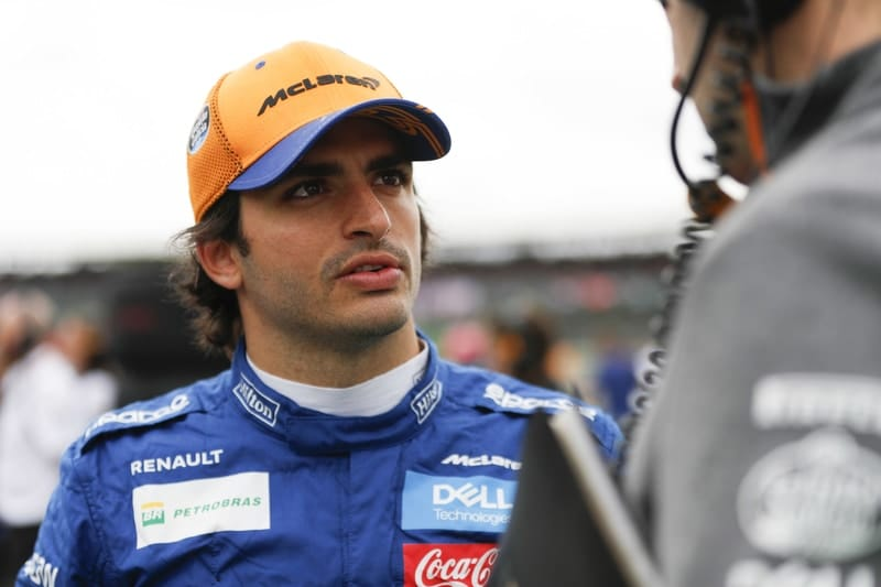 Carlos Sainz Jr. - Formula 1 - 2019 British GP