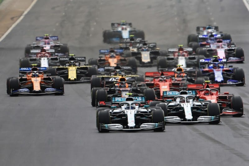 F1 2020 - Start