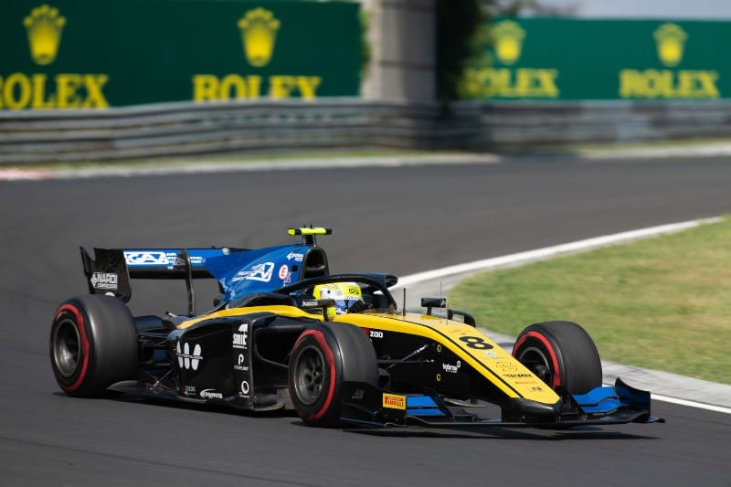 Ghiotto - F2 - Hungary