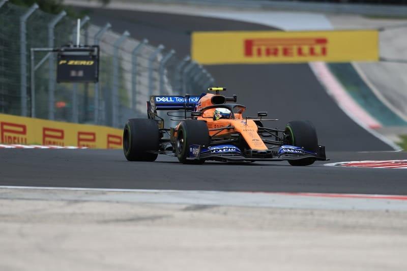 McLaren F1 Team - Hungarian Grand Prix