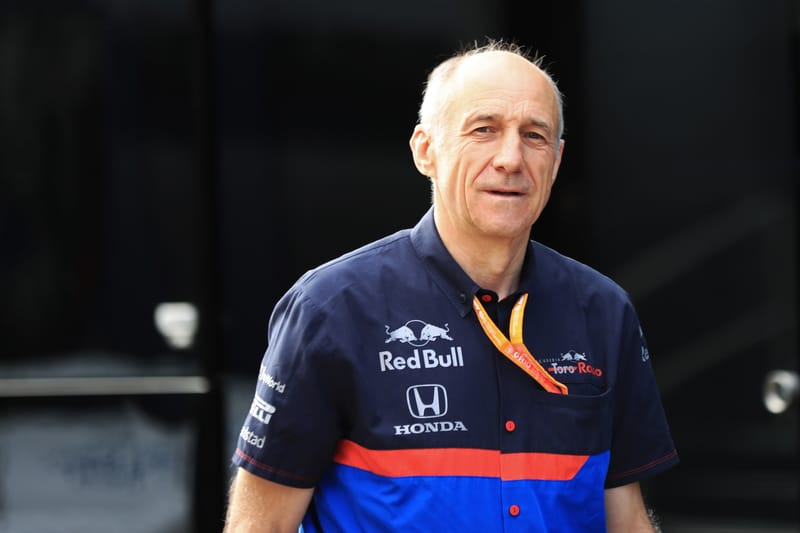 Franz Tost - Red Bull Toro Rosso Honda at the 2019 Formula 1 Hungarian Grand Prix - Hungaroring - Paddock