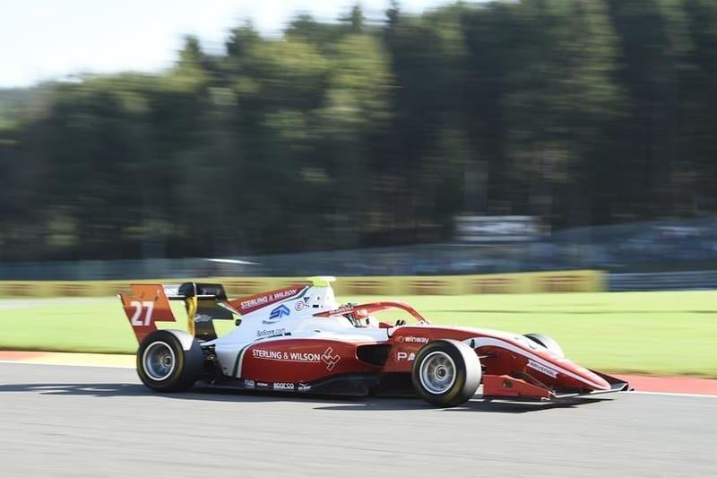 Jehan Daruvala - PREMA Racing at the 2019 FIA Formula 3 Championship - Spa-Francorchamps - Practice