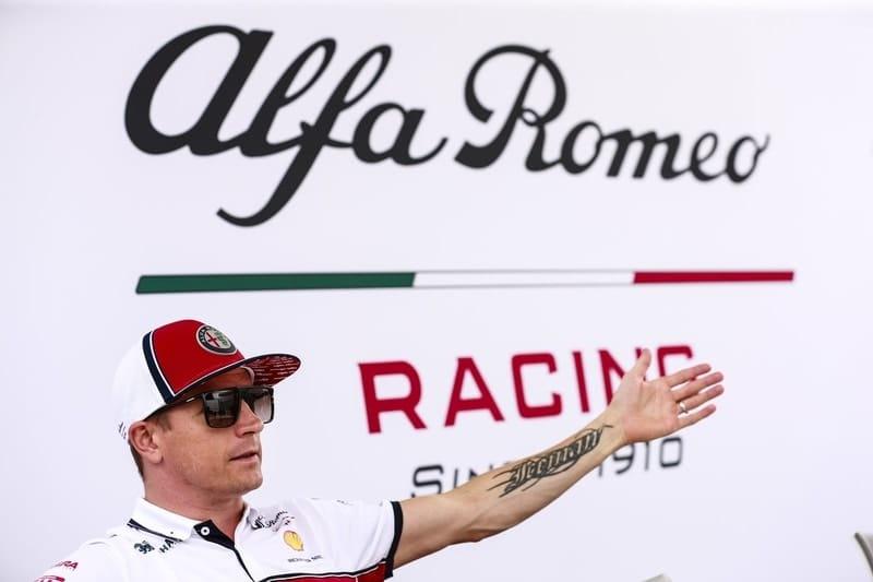 Kimi Räikkönen - Formula 1 - 2019 German GP