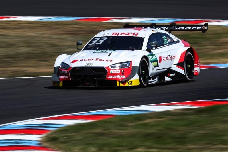 René Rast - DTM - 2019 Lausitzring