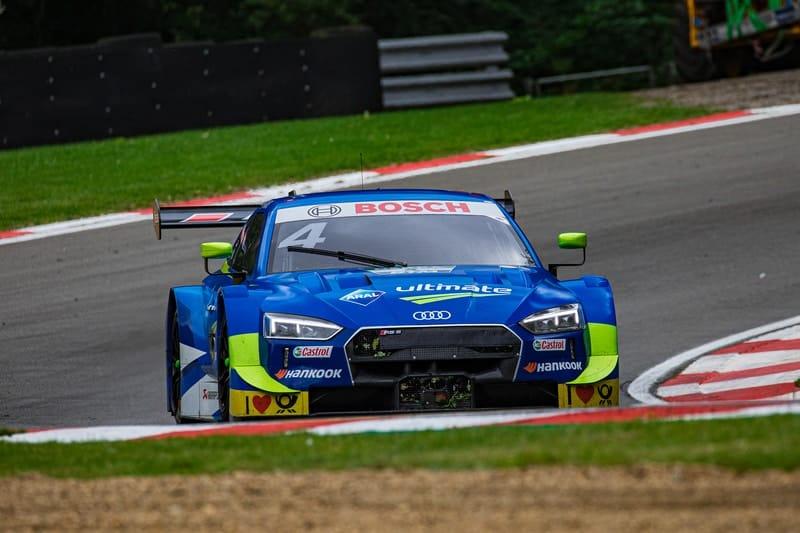 Robin Frijns - DTM - 2019 Brands Hatch
