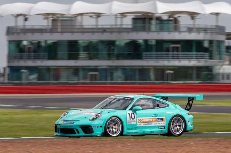 Sam Brabham - Porsche Carrera Cup GB