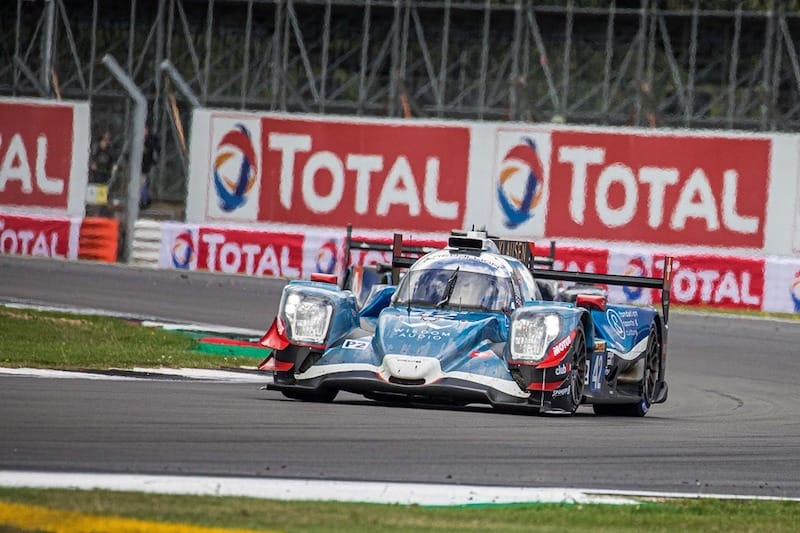 42 Cool Racing ontrack at Silverstone for the WEC four hour event.