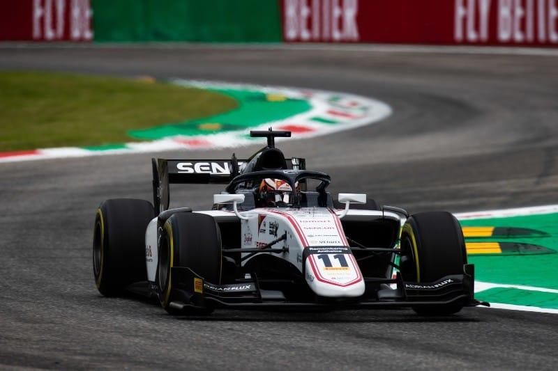 Ilott - Sauber - Italy