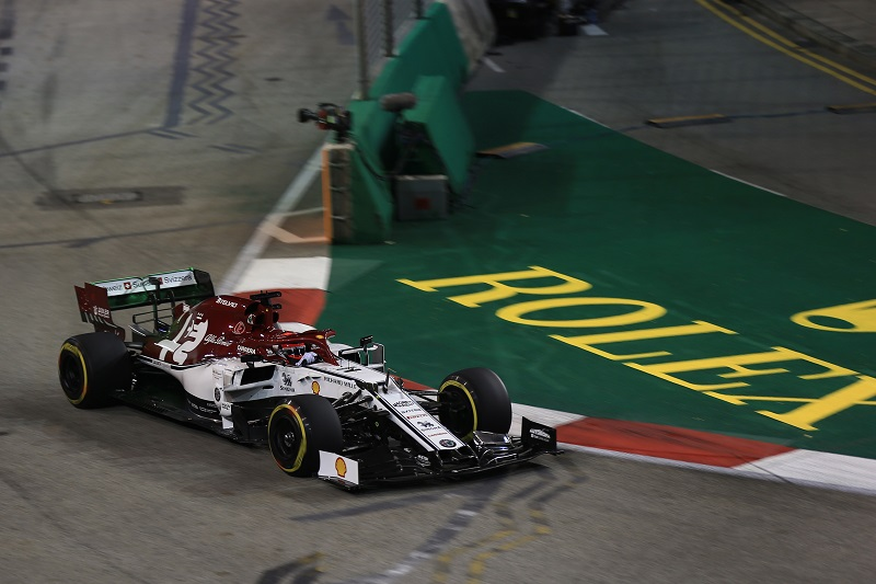 """Kimi Räikkönen: """"It's hard to say where we stand as our first session was quite messy"""""""