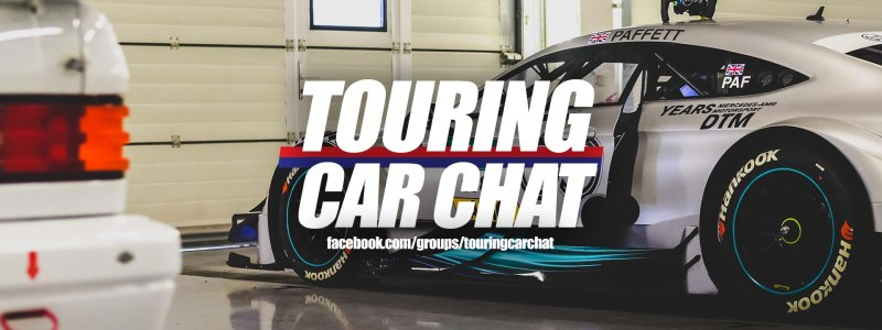 Search for Touring Car Chat on Facebook