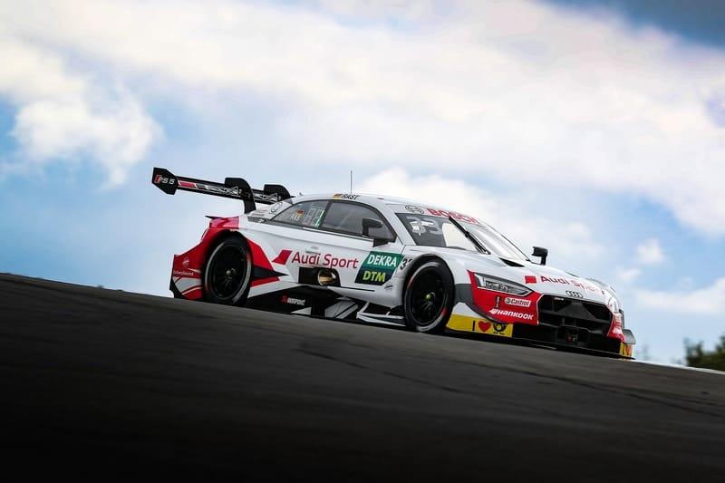 René Rast - DTM Series - 2019 Nürburgring