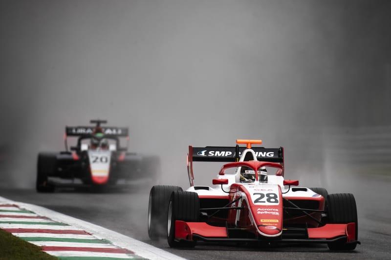 Robert Shwartzman - PREMA Racing at the 2019 FIA Formula 3 Championship - Autodromo Nazionale Monza