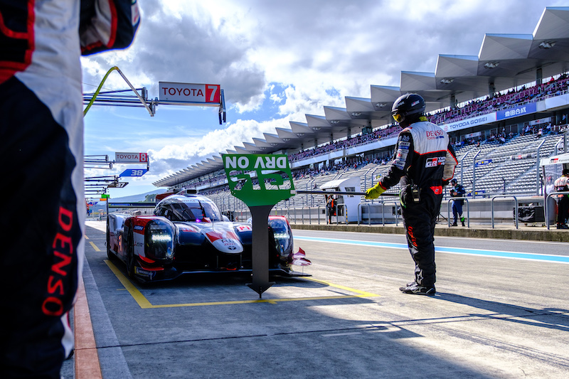 Analysis: FIA World Endurance Championship - 6 Hours of Fuji