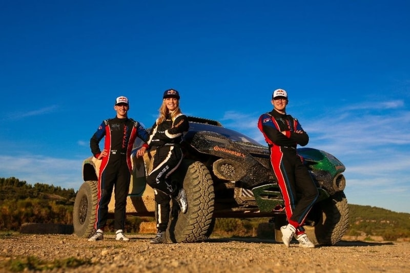 Extreme E: ODYSSEY 21 tested by the Hansen brothers'