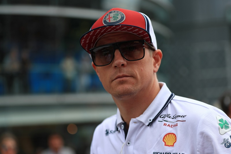 Räikkönen Aiming for Points in Texas a Year On from Last Grand Prix Victory