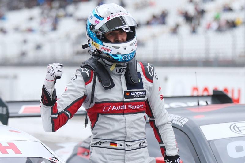 René Rast - DTM Series - 2019 Hockenheim II