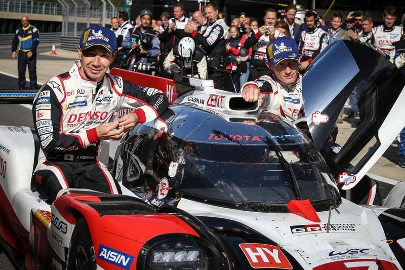 Toyota #7 - World Endurance Championship - 2019/20 4 Hours of Silverstone