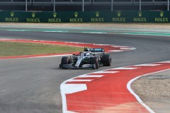 Valtteri Bottas - Mercedes-AMG Petronas Motorsport in the 2019 Formula 1 United States Grand Prix - Circuit of the Americas - Free Practice 2