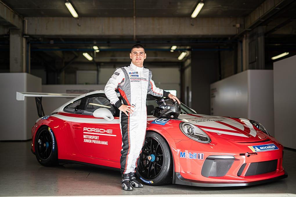Ayhancan Güven - 2020 Porsche Junior
