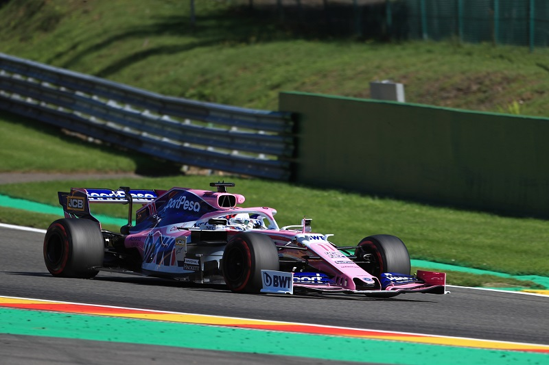 Pérez Wants Racing Point to Target Fourth in Constructors' Championship in 2020