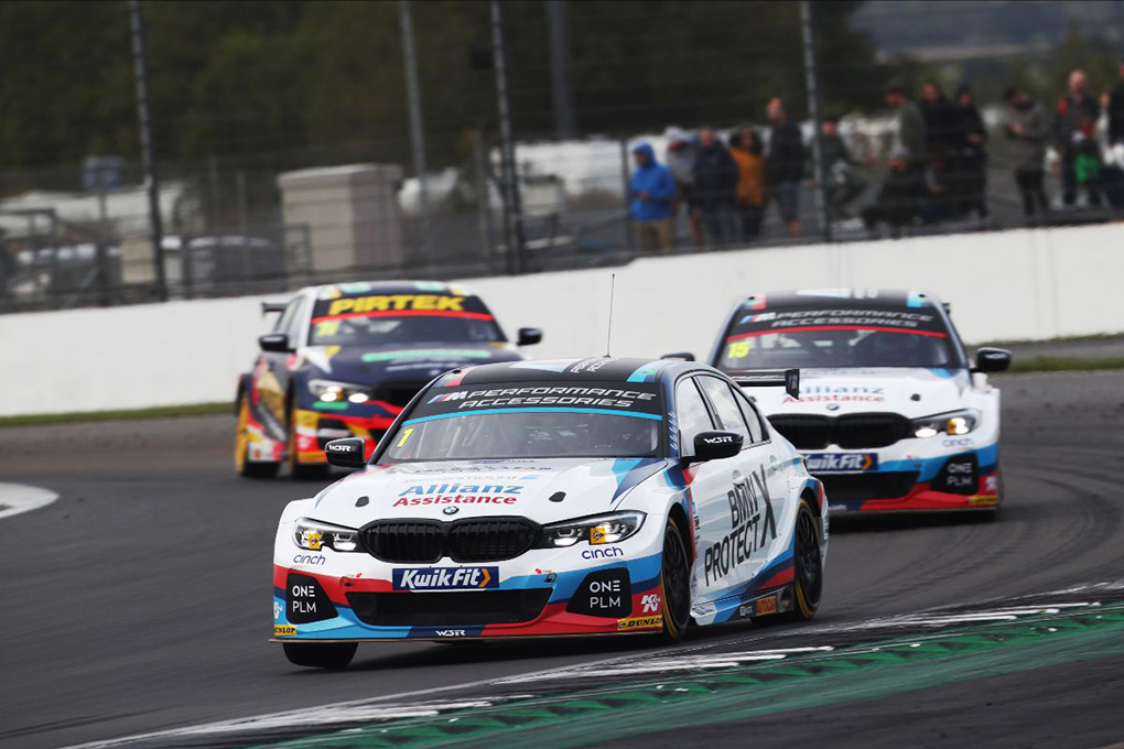 Turkington back to chase record fifth BTCC crown with Team BMW