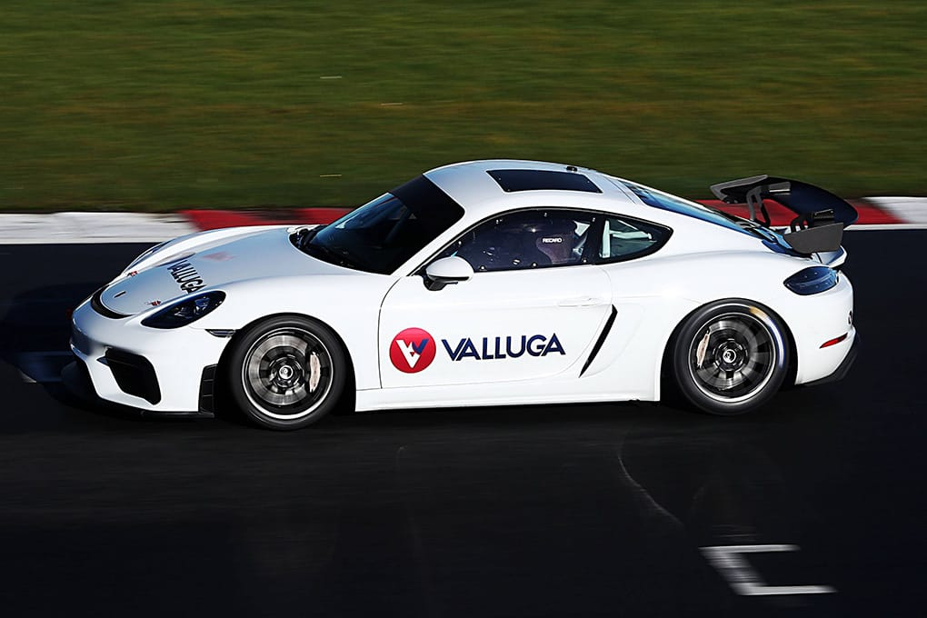 Valluga Racing commits to two-car entry in Porsche Sprint Challenge GB