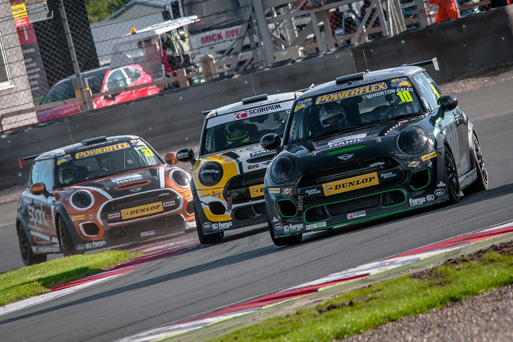 Whorton-Eales signs on for 2020 MINI Challenge with JamSport