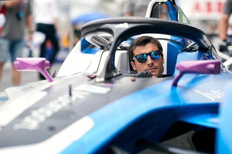 Bruno Spengler - Formula E - 2019 Sanya ePrix