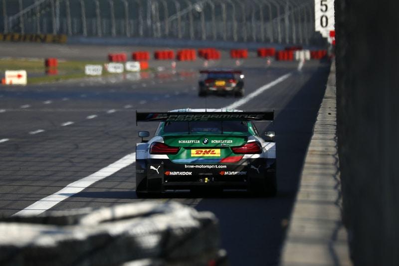 Marco WIttmann - DTM Series - 2019 Winter Test, Lausitzring