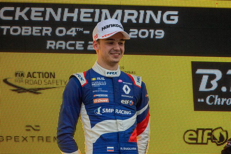 SMP Racing-backed Alexander Smolyar Joins ART Grand Prix