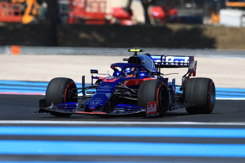 Alexander Albon Showed Potential Early on During Toro Rosso Stay – Franz Tost