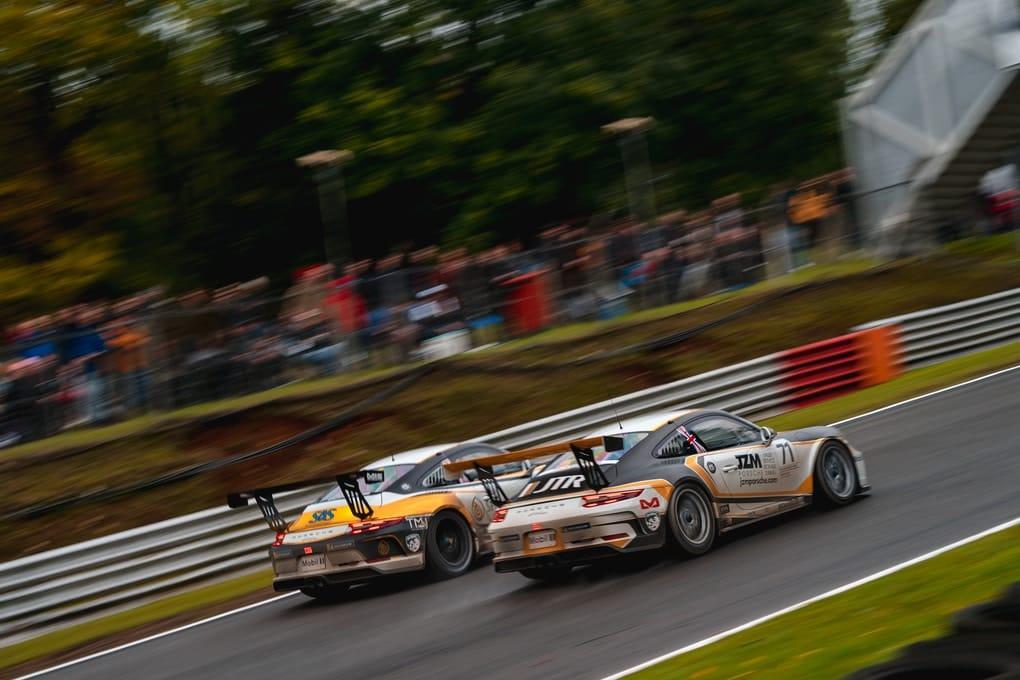 Jamie Orton - JTR - Porsche Carrera Cup GB