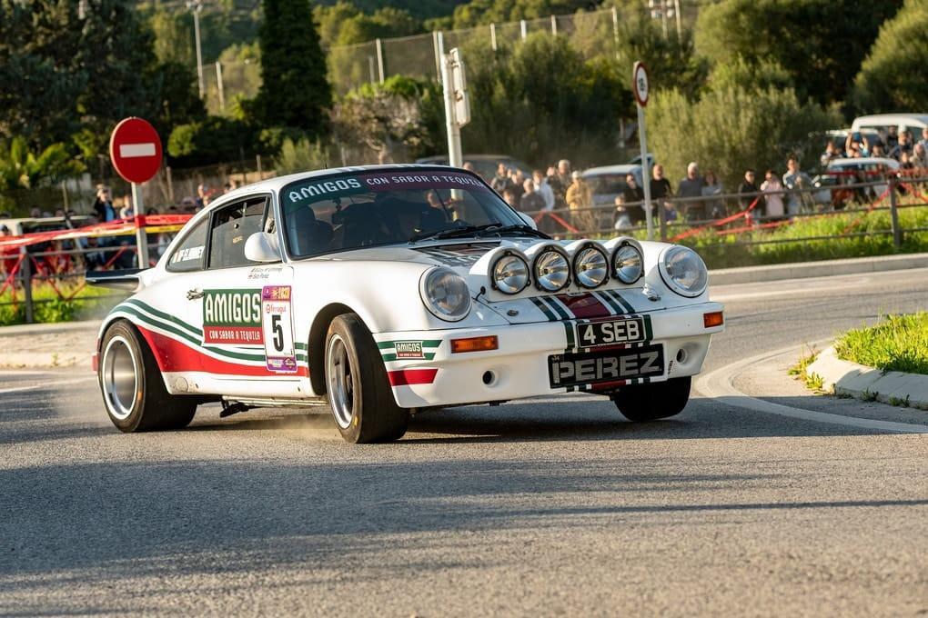 Seb Perez - 1974 Porsche 911 RS