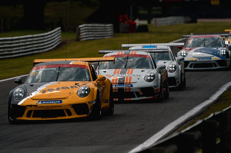 Peter Kyle-Henney - In2Racing - Porsche Carrera Cup GB