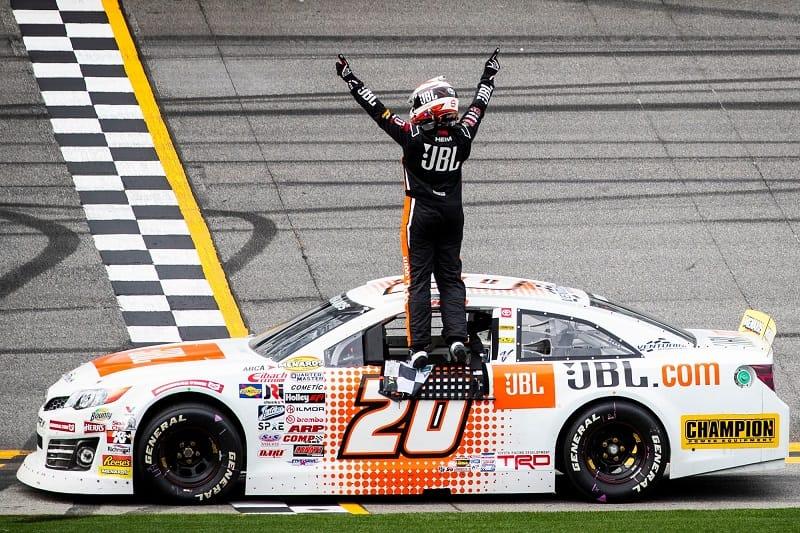 ARCA points leader Corey Heim making NASCAR Trucks debut at Darlington -  The Checkered Flag