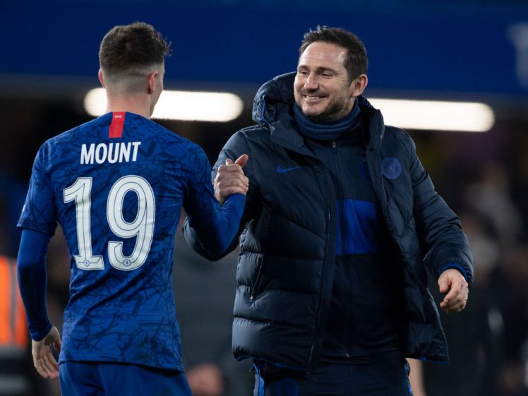 Lampard and Mount