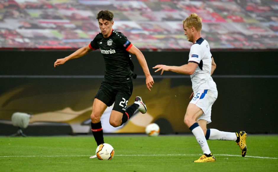 Bayer 04 Leverkusen v Rangers FC - UEFA Europa League Round of 16: Second Leg