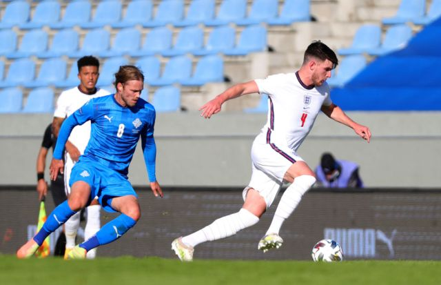 Chelsea fans react to Declan Rice's England performance against Iceland -  The Chelsea Chronicle