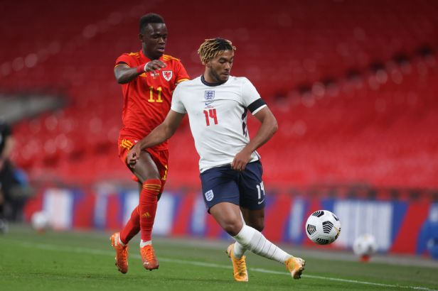 Reece James posts Instagram message after senior England debut - The  Chelsea Chronicle