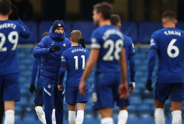 Chelsea v Burnley - Premier League