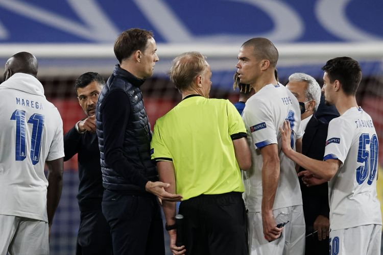 Report: Tuchel shocked by repeated incident during Chelsea ...