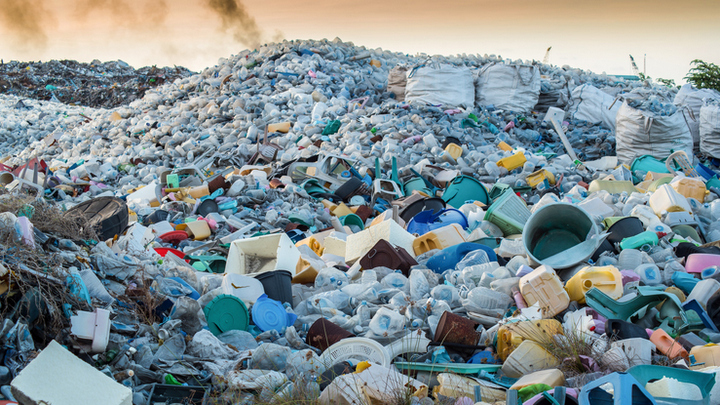 Image result for plastic waste